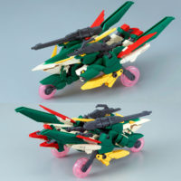 HGBF 1/144 XXXG-01Wfl ガンダムフェニーチェリベルタ [Gundam Fenice Liberta] 公式画像9