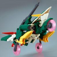 HGBF 1/144 XXXG-01Wfl ガンダムフェニーチェリベルタ [Gundam Fenice Liberta] 公式画像10