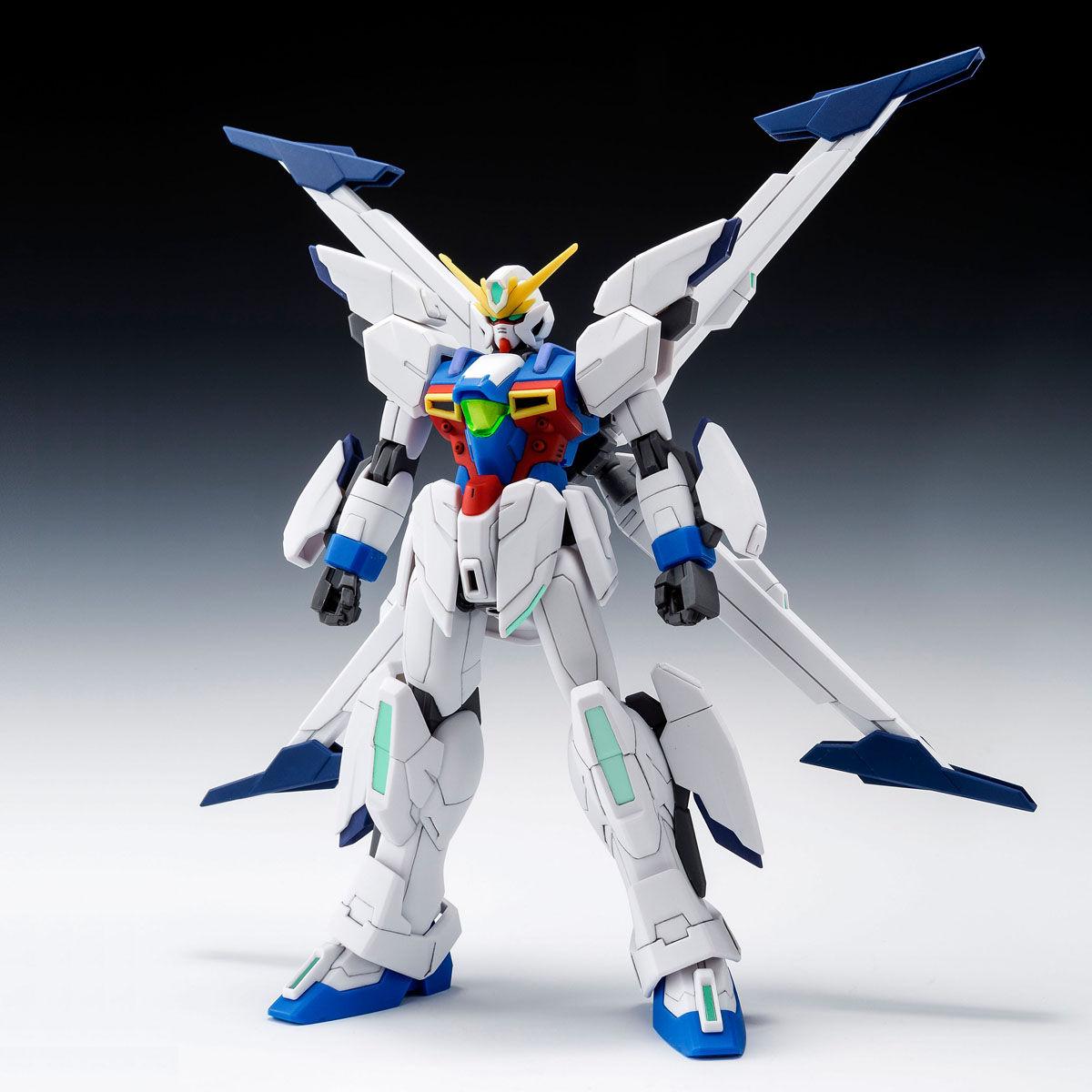 HGBF 1/144 GX-999910 ガンダムX十魔王 [Gundam X Jumaoh]