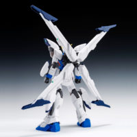 HGBF 1/144 GX-999910 ガンダムX十魔王 [Gundam X Jumaoh] 公式画像2