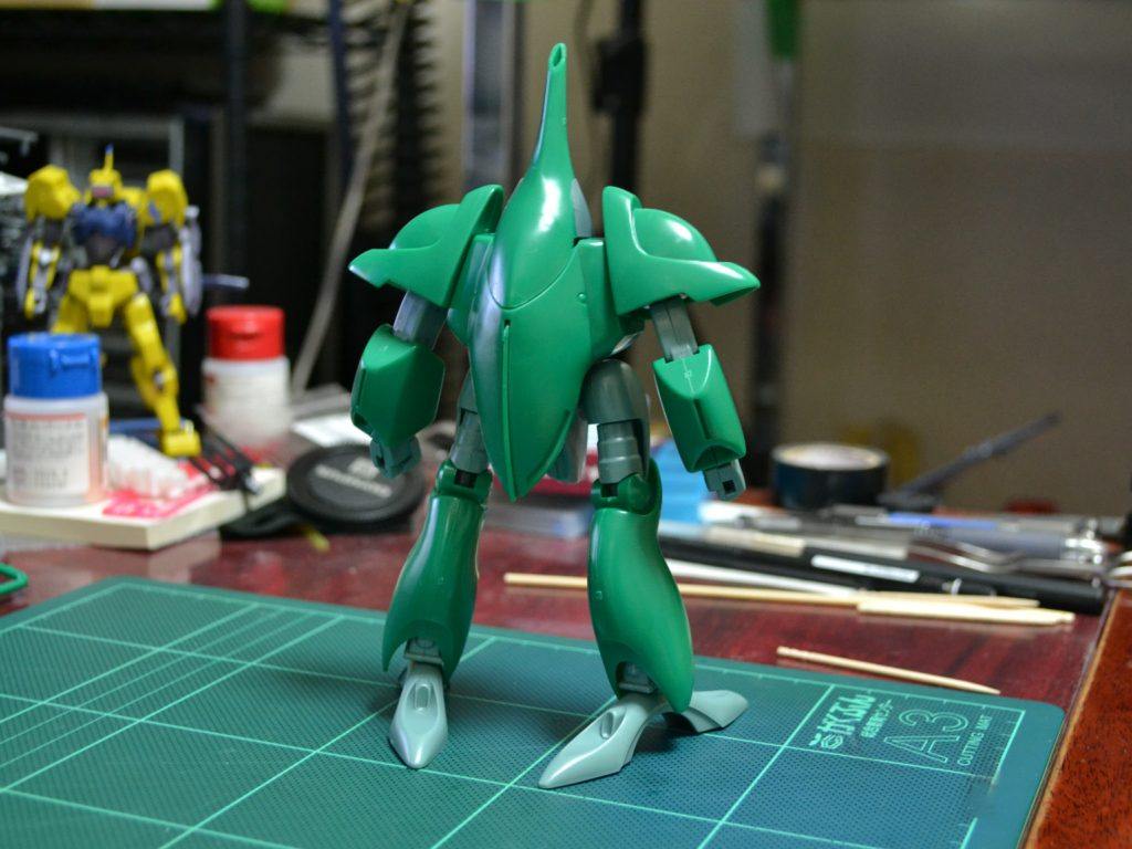 1/144 ZM-D11S アビゴル 背面