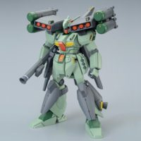 HGUC 1/144 RGM-89J ジェガン ノーマルタイプ(F91Ver.) [Jegan Normal Type (F91 Ver.)]