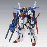 "MG 1/100 MSZ-010 ダブルゼータガンダム Ver.Ka [ZZ Gundam ""Ver.Ka""] 公式画像1"