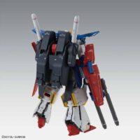 "MG 1/100 MSZ-010 ダブルゼータガンダム Ver.Ka [ZZ Gundam ""Ver.Ka""] 公式画像2"
