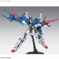 "MG 1/100 MSZ-010 ダブルゼータガンダム Ver.Ka [ZZ Gundam ""Ver.Ka""] 公式画像3"