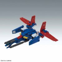 "MG 1/100 MSZ-010 ダブルゼータガンダム Ver.Ka [ZZ Gundam ""Ver.Ka""] 公式画像4"