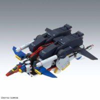 "MG 1/100 MSZ-010 ダブルゼータガンダム Ver.Ka [ZZ Gundam ""Ver.Ka""] 公式画像5"