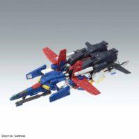 "MG 1/100 MSZ-010 ダブルゼータガンダム Ver.Ka [ZZ Gundam ""Ver.Ka""] 公式画像7"