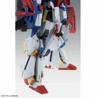 "MG 1/100 MSZ-010 ダブルゼータガンダム Ver.Ka [ZZ Gundam ""Ver.Ka""] 公式画像9"