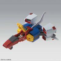 "MG 1/100 MSZ-010 ダブルゼータガンダム Ver.Ka [ZZ Gundam ""Ver.Ka""] 公式画像10"