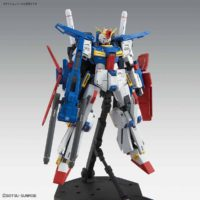 "MG 1/100 MSZ-010 ダブルゼータガンダム Ver.Ka [ZZ Gundam ""Ver.Ka""] 公式画像11"