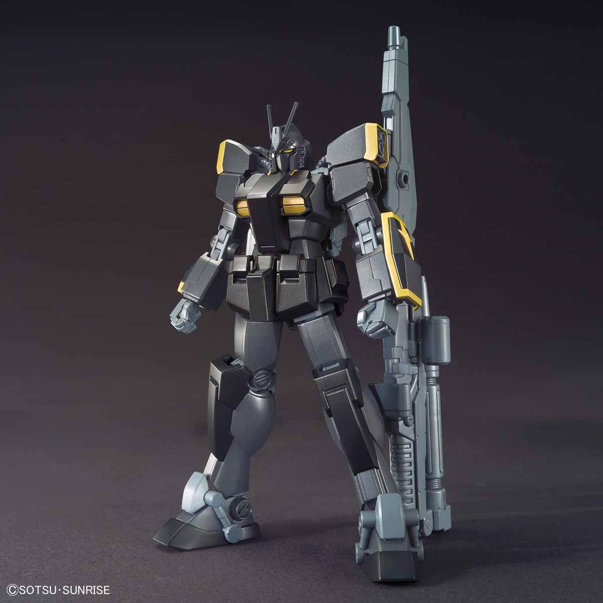 54817HGBF 1/144 PF-73-3BL ライトニングブラックウォーリア [Gundam Lightning Black Warrior]