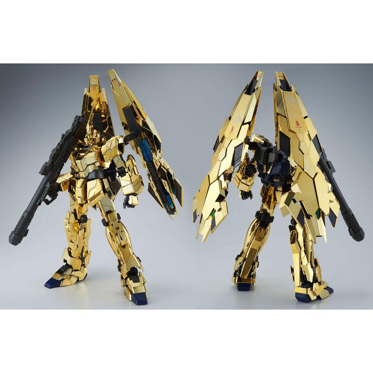 PG 1/60 RX-0 ユニコーンガンダム3号機 フェネクス [Unicorn Gundam 03 Phenex]