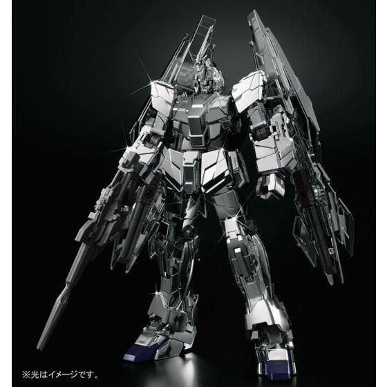 HGUC 1/144 RX-0 ユニコーンガンダム3号機 フェネクス type RC (UNモード) シルバーコーティングVer. [Unicorn Gundam 03 Phenex Type RC [Unicorn Mode] Silver Coating Ver.]