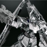 HGUC 1/144 RX-0 ユニコーンガンダム3号機 フェネクス type RC (UNモード) シルバーコーティングVer. [Unicorn Gundam 03 Phenex Type RC [Unicorn Mode] Silver Coating Ver.] 公式画像3