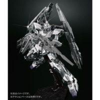 HGUC 1/144 RX-0 ユニコーンガンダム3号機 フェネクス type RC (UNモード) シルバーコーティングVer. [Unicorn Gundam 03 Phenex Type RC [Unicorn Mode] Silver Coating Ver.] 公式画像4