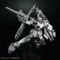 HGUC 1/144 RX-0 ユニコーンガンダム3号機 フェネクス type RC (UNモード) シルバーコーティングVer. [Unicorn Gundam 03 Phenex Type RC [Unicorn Mode] Silver Coating Ver.] 公式画像5