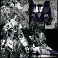 HGUC 1/144 RX-0 ユニコーンガンダム3号機 フェネクス type RC (UNモード) シルバーコーティングVer. [Unicorn Gundam 03 Phenex Type RC [Unicorn Mode] Silver Coating Ver.] 公式画像7