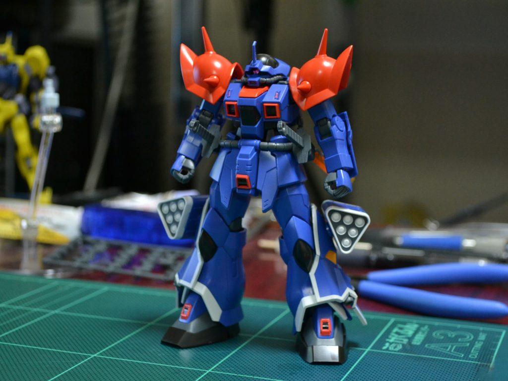 HGUC 1/144 MS-08TX[EXAM] イフリート改 [Efreet Custom] 正面