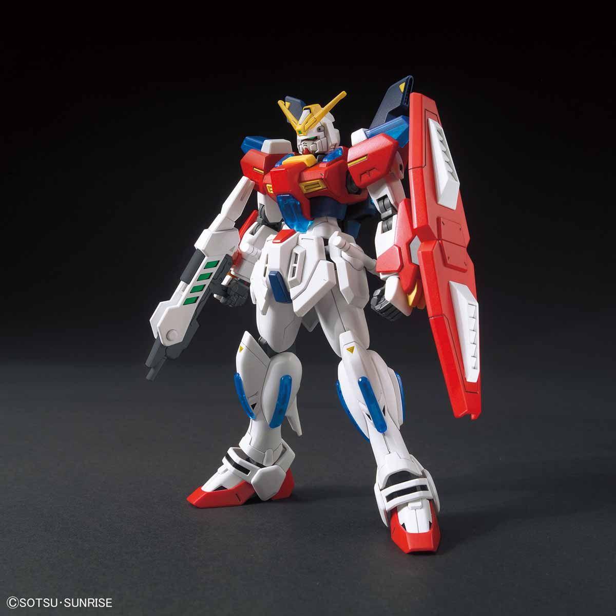 52449HGBF 1/144 SB-011 スターバーニングガンダム [Star Burning Gundam]