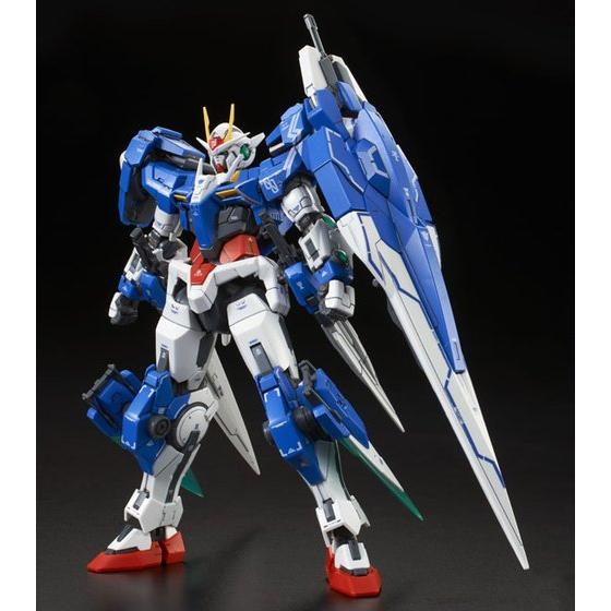 RG 1/144 GN-0000/7S ダブルオーガンダム セブンソード [00 Gundam Seven Sword] 4549660136798