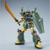 HGUC 1/144 REVIVE グフ(21stCENTURY REALTYPE Ver.) 公式画像7