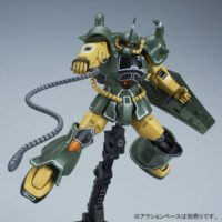HGUC 1/144 REVIVE グフ(21stCENTURY REALTYPE Ver.) 公式画像8