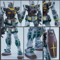 HGUC 1/144 RX-78 ガンダム(21stCENTURY REALTYPE Ver.) [Gundam (21st Century Real Type Ver.)] 公式画像4