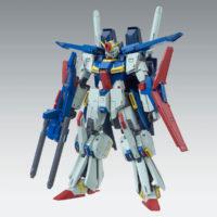 MG 1/100 MSZ-010S 強化型ダブルゼータガンダム Ver.Ka [Enhanced ZZ Gundam]