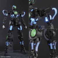 PG 1/60 GN-001 ガンダムエクシア(LIGHTING MODEL) [Gundam Exia (Lighting Model)] 公式画像5