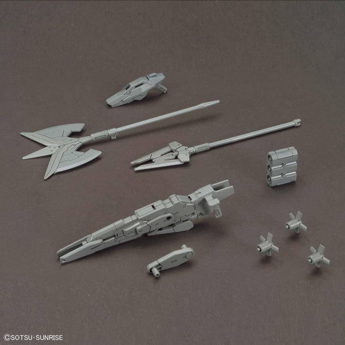 HGBC 1/144 バリスティック ウエポンズ [Ballistic Weapons]