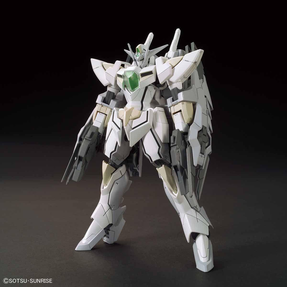 54813HGBF 1/144 CB-9696G/C/T リバーシブルガンダム [Reversible Gundam]