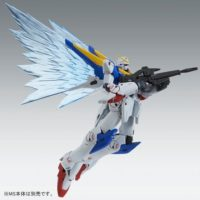 "MG 1/100 V2ガンダム Ver.Ka用 拡張エフェクトユニット ""光の翼"" [Expansion Effect Unit ""Wings of Light"" for LM314V21 Victory Two Gundam ""Ver.Ka""] 公式画像6"
