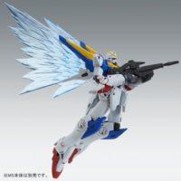 "MG 1/100 V2ガンダム Ver.Ka用 拡張エフェクトユニット ""光の翼"" 公式画像6"