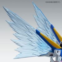 "MG 1/100 V2ガンダム Ver.Ka用 拡張エフェクトユニット ""光の翼"" [Expansion Effect Unit ""Wings of Light"" for LM314V21 Victory Two Gundam ""Ver.Ka""] 公式画像8"