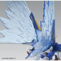 "MG 1/100 V2ガンダム Ver.Ka用 拡張エフェクトユニット ""光の翼"" [Expansion Effect Unit ""Wings of Light"" for LM314V21 Victory Two Gundam ""Ver.Ka""] 公式画像10"
