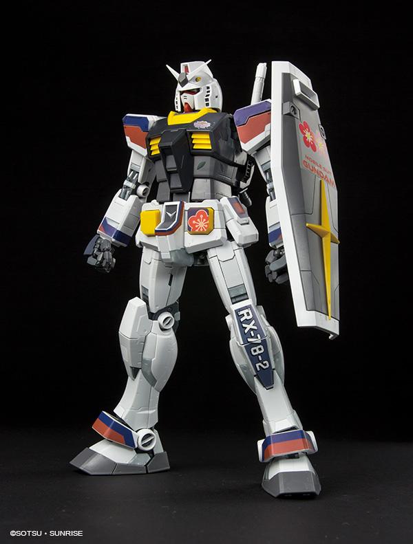 MG 1/100 RX-78-2 Gundam Ver. T.M.D.C.