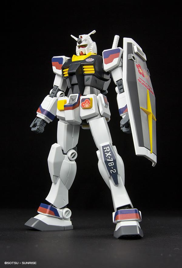 HG 1/144 RX-78-2 Gundam Ver. T.M.D.C.