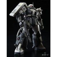 MG 1/100 MS-06R-1A エリック・マンスフィールド専用ザクII [Eric Mansfield's Zaku II] 公式画像3