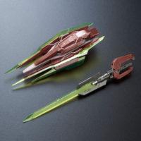 RG 1/144 GNT-0000 ダブルオークアンタ(トランザムモード) [メタリックグロスインジェクション] [00 Qan[T] (Trans-Am Mode)[Metallic Gloss Injection]] 公式画像10