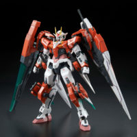 RG 1/144 GN-0000GNHW/7SGD2 ダブルオーガンダム セブンソード/G インスペクション [00 Gundam Seven Sword/G  Inspection]