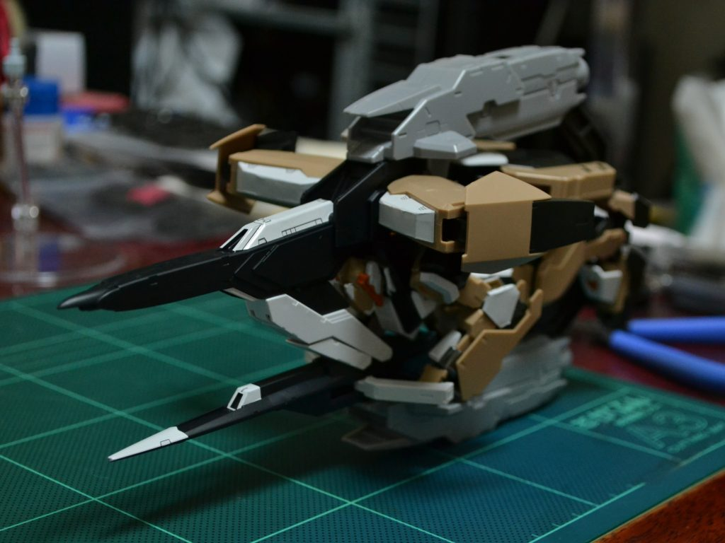 HG 1/144 鉄華団コンプリートセット [Tekkadan Complete Set] 正面