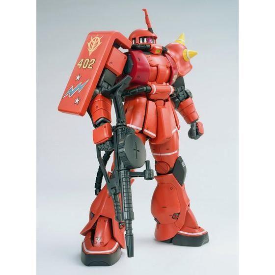 MG 1/100 MS-06S ジョニー・ライデン専用ザクII [Zaku II J.Ridden's Custom]