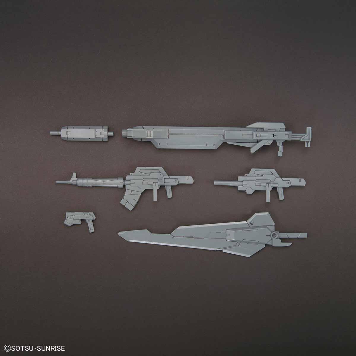 HGBC 1/144 24thセンチュリーウエポンズ [24th Century Weapons] 0220706 5058258