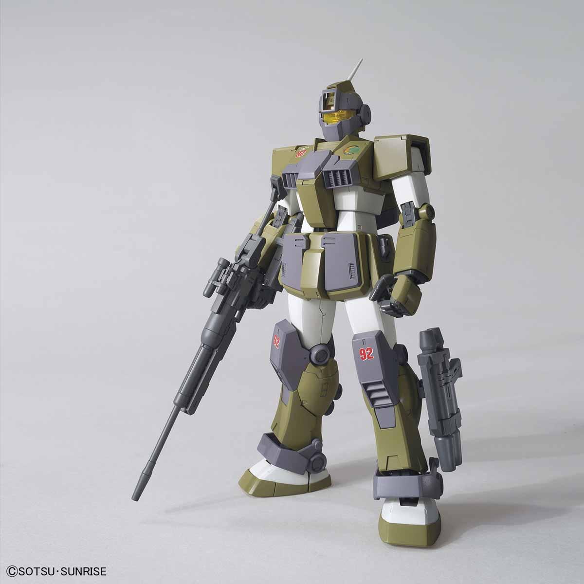 55975MG 1/100 RGM-79SC ジム・スナイパーカスタム [GM Sniper Custom]