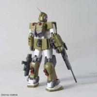 MG 1/100 RGM-79SC ジム・スナイパーカスタム [GM Sniper Custom] 公式画像2