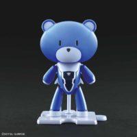 HGPG 1/144 プチッガイ 刹那・F・セイエイブルー&プラカード [Petit'gguy Setsuna F. Seiei Blue & Placard] 公式画像1