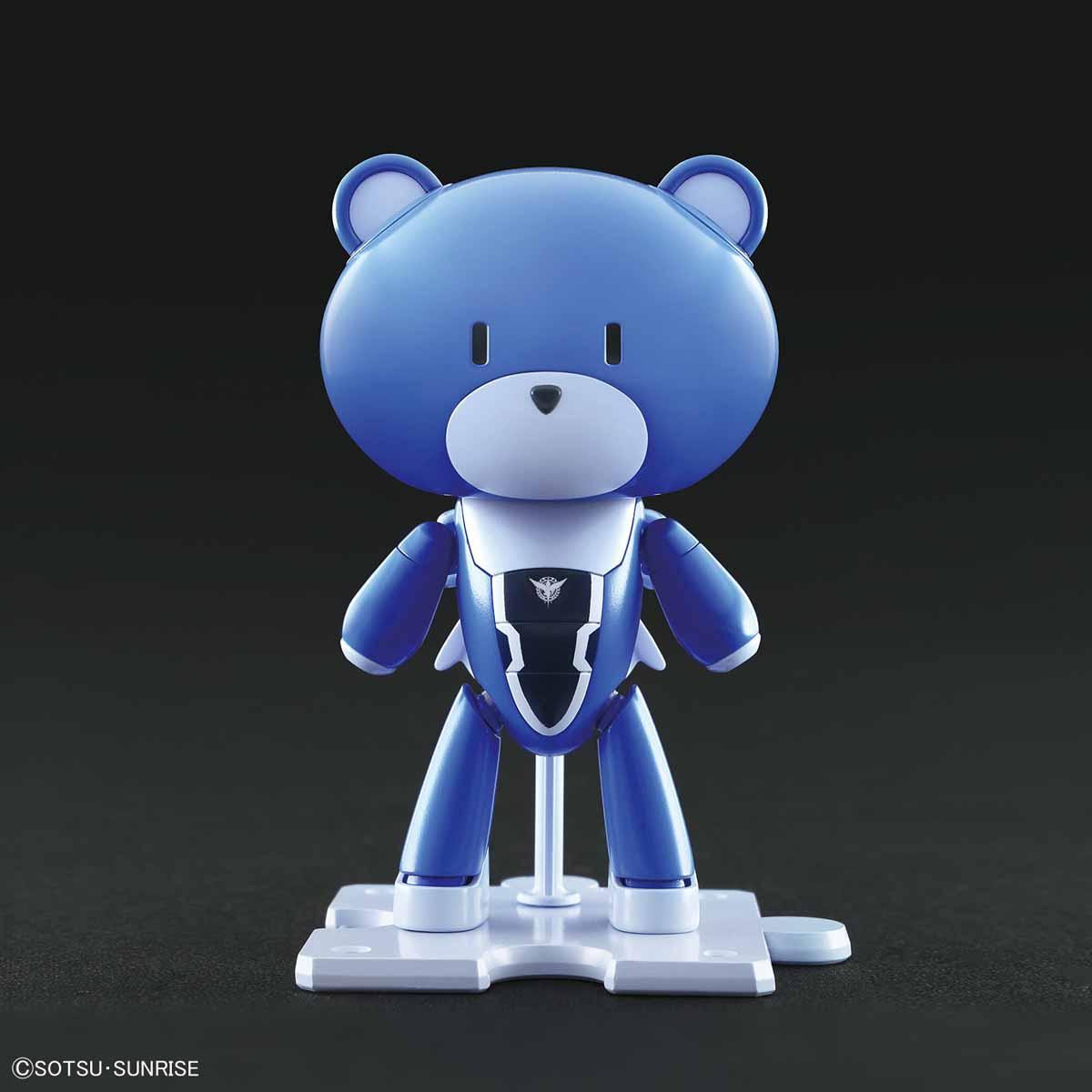 55912HGPG 1/144 プチッガイ 刹那・F・セイエイブルー&プラカード [Petit'gguy Setsuna F. Seiei Blue & Placard]