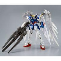 "MG 1/100 XXXG-00W0 ウイングガンダムゼロ EW & ドライツバーク [スペシャルコーティング] [Wing Gundam Zero EW & Drei Zwerg ""Special Coating""]"
