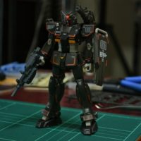 HG 1/144 RX-78-01[N]局地型ガンダム(北米戦線仕様) [Gundam Local Type (North American Type)] [TheORIGIN]